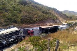 Al menos ocho muertos y 52 heridos en accidente múltiple en carretera de Brasil
