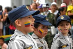 Siga en directo el desfile nacional de Independencia