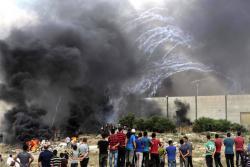 Dura advertencia de Israel a Hamás, bajo ataques aéreos