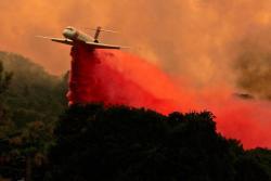 Graves incendios en California, Estados Unidos, dejan ocho muertos