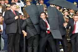 Estas son las dudas y lo que se sabe del presunto atentado a Nicolás Maduro