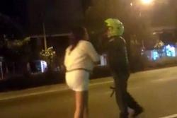 Investigan presunta agresión de un policía a una mujer en Piedecuesta