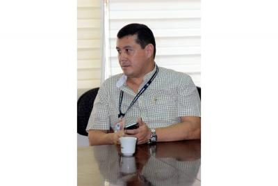 Carlos Ramírez, procurador regional de Santander.