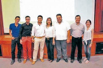 José Duván Castillo, Germán Leonardo Niño Diaz, Oscar Portilla Camacho, Gladys Mireya Valero Córdoba, José Luis Garcés Bautista, Julio Ramírez Montañez y Viviana Peñaranda Galvis.