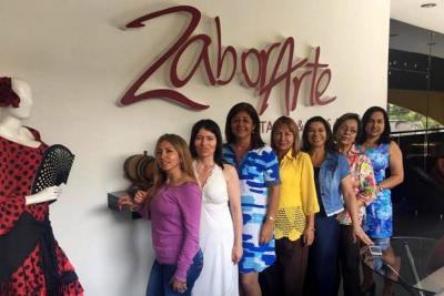 Carmen Rosa Suárez Martínez, Lucila Ibáñez Daza, Sonia Amparo Flórez Correa, Esperanza Rojas Pabón, Cecilia Castellán Aparicio, Kelly Cecilia González y Judith Patricia Esperanza Torres.