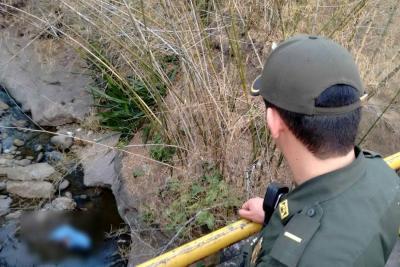 Levantamiento de cadáver generó caos vehicular en Cañaveral