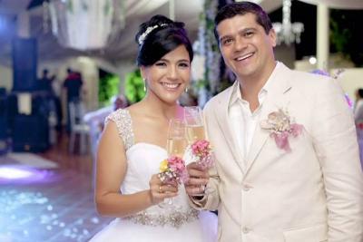 Claudia Durán Ardila y Hernando Alberto Camargo García.