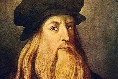 Quieren el ADN de Leonardo Da Vinci para reconstruir al genio