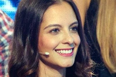 La santandereana Laura Acuña reveló que está embarazada