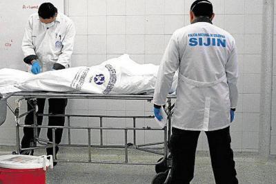 El homicidio se registró en el barrio Villa Nueva. La Sijín realizó la diligencia de levantamiento del cadáver, el cual fue entregado ayer a los familiares.