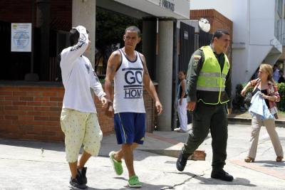 Alias 'Jaimico', de 30 años de edad, fue enviado ayer a la Cárcel Modelo de Bucaramanga, bajo medida de aseguramiento.