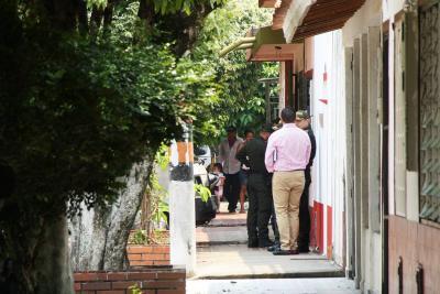 El aparato investigativo de la Policía se encuentra indagando sobre el secuestro del que dicen fue víctima la menor.