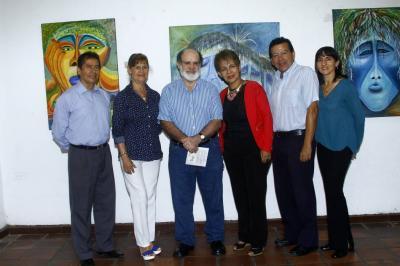 Fernando Villabona, Nidia Ramírez Monroy, Mario Gómez Díaz, María Lourdes Ríos, José Alejandro Centeno y María Isbelia Pabón.