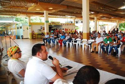 En el Magdalena Medio son 300 las organizaciones que hacen parte de la Federación Nacional de Paz.