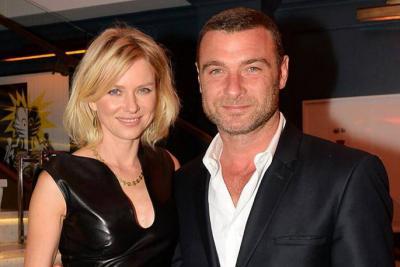 Schreiber, de 48 años, y Watts, de 47, se conocieron en un evento del Museo Metropolitano del Arte de Nueva York en 2005