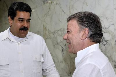 Cooperación entre Venezuela y Colombia aumentará tras acuerdo de paz: Maduro