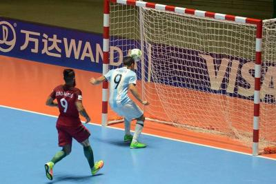 Argentina y Rusia jugarán la gran final del Mundial de Fútsal