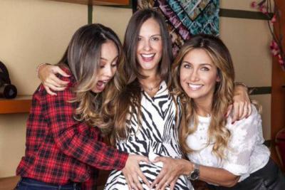 Santandereana Laura Acuña anunció el nacimiento de su hija Helena