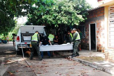Este año en Barrancabermeja se han presentado 29 homicidios,  lo cual representa 31 casos menos que el año anterior.