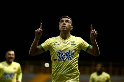 Sancionan con multa de $41 millones y suspensión de 2 semanas al goleador Darío Rodríguez del Bucaramanga