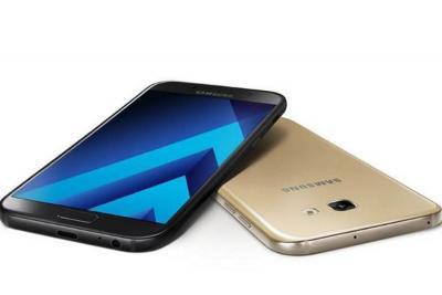 El gigante asiático lanzó al mercado tres celulares la serie de Samsung Galaxy A.