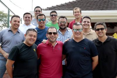 Germán Palencia, Óscar Tapias, Sergio Maestre, Sergio Arenas, Juan Manuel Africano, Julián Gómez, Daniel Tapias, Andrés Rey, Mauricio Osorio, Camilo Espinel, Mario Parias y Juan Carlos Rincón.