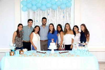 Yuly Rodríguez, Carlos Sanabria, Patricia Reyes, Mauricio Moreno, Sandra Mejía, Ana María Pereira, Jenny Kopp, Andrea Contreras y Daniela Serrano.
