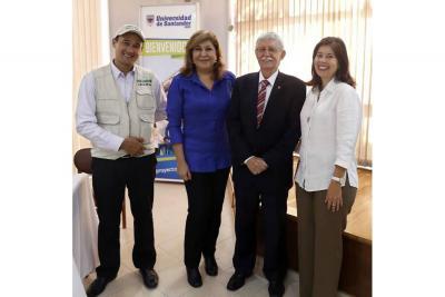 Carlos Palacio, Gladys Lizarazo, Jaime Restrepo Cuartas, Elba Viviana Rueda.