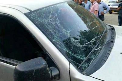 Suministrada/VANGUARDIA LIBERALEl gobernador de Norte de Santander, William Villamizar, salió ileso del atentado. El ministro de Defensa, Luis Carlos Villegas, señaló al Eln como responsable del ataque.