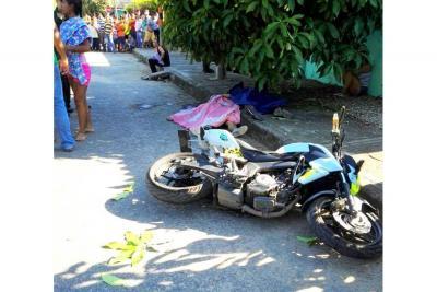 Al parecer el exceso de velocidad habría sido el motivo del trágico accidente, que ocurrió ayer sobre las 6:30 de la mañana.
