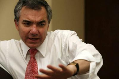 Diego Palacio, exministro de Protección Social.