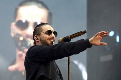Los sentimientos del cantante se mostraron a flor de piel en su último concierto en México.