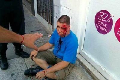 Padre golpea a acosador de Whatsapp, luego de hacerse pasar por su hija