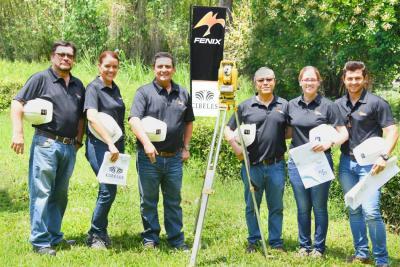 Jorge Parra, Nohora Flórez, Horacio Blanco Guarín, Harry May, Edy Melgarejo y Santiago Villegas.