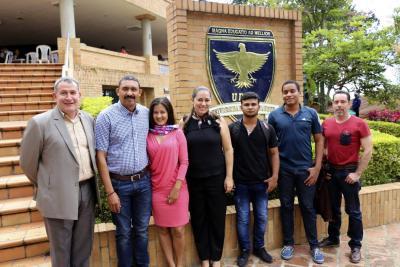 José Antonio Delgado, Óscar Adolfo Medrano, Sandra Sepúlveda, Nadia Fernanda Mantilla Suárez, Eduardo Restrepo, Xavier Flórez, entre otros.