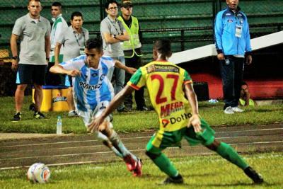 Real Santander cayó 1-0 en calidad de local ante Real Cartagena, en compromiso correspondiente a la fecha 15 del Torneo Águila. El elenco 'albiceleste' se ubica en los últimos lugares.