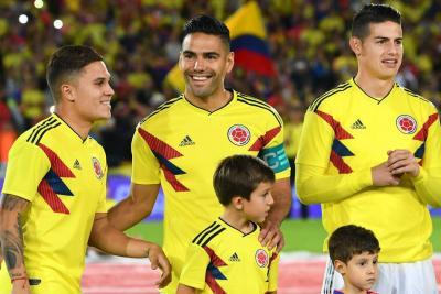 Así se despidió la Selección Colombia en El Campín