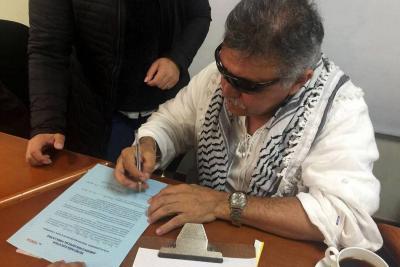 Para la Procuraduría, la formalización de la extradición de 'Jesús Santrich' es importante porque con ella lleguen las pruebas con las que se le abrió el proceso en la Corte del Distrito Sur de Nueva York, EE.UU.