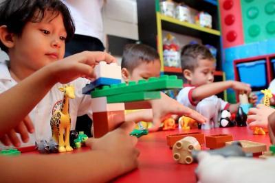 Cada uno de estos hogares comunitarios atiende entre 12 y 15 infantes, de acuerdo con los datos suministrados por el Municipio.