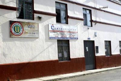 La sede B del Colegio Camacho Carreño, en el que actualmente hay 200 estudiantes, se encuentra ubicado en la calle 35 con carrera 6.