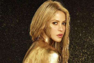 Shakira retiró de su gira el colgante con un símbolo utilizado por los nazis