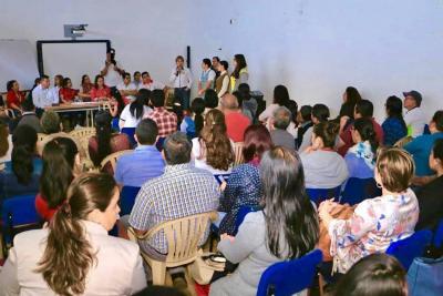 Es una apuesta para acercar la oferta institucional a todos los municipios de Santander.