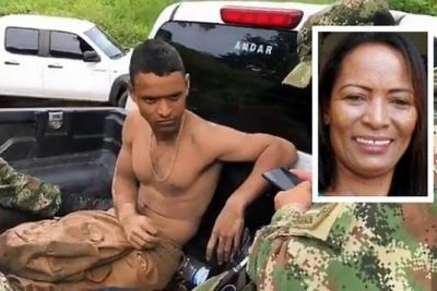 Capturan al hijo de la líder social asesinada en Cáceres