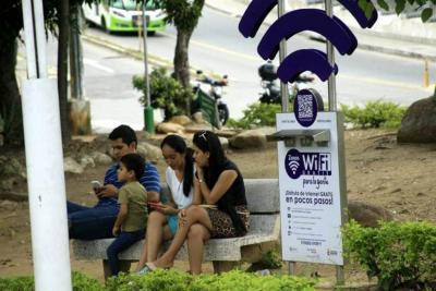 Se espera que antes de marzo de 2019 Piedecuesta cuente con tres o más zonas de internet gratuito y así eliminar las brechas de tecnología existentes en el municipio.