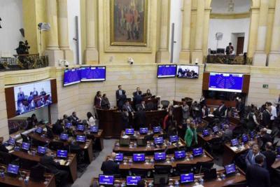 Este viernes se posesiona el Congreso y CNE aún no declara elecciones