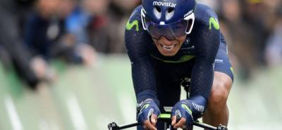Nairo Quintana es el vencedor final de la Vuelta a Romandía