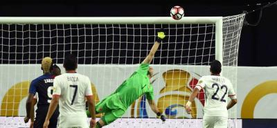 Sensacional tapada de David Ospina ante Estados Unidos en la Copa América