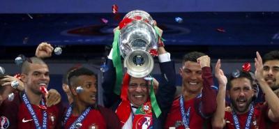 Portugal le ganó a Francia y se coronó campeón de la Eurocopa