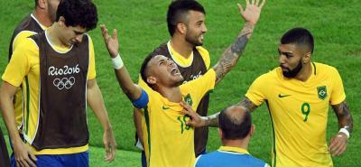 Tras guiar a su selección a ganar el oro del torneo de fútbol de los Juegos Olímpicos, Neymar es la principal carta de Brasil para las eliminatorias suramericanas.