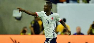 Marlos Moreno estaría de nuevo con la Selección Colombia